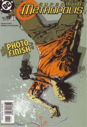 Superman: Metropolis#11