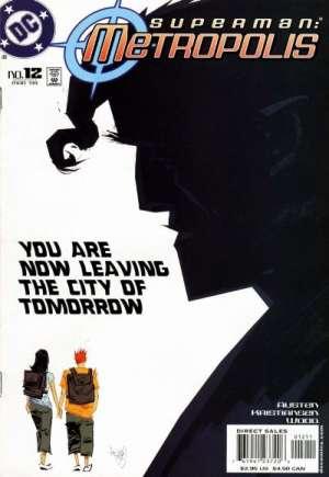 Superman: Metropolis#12