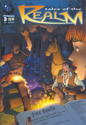 Tales of the Realm (2003-2004)#3