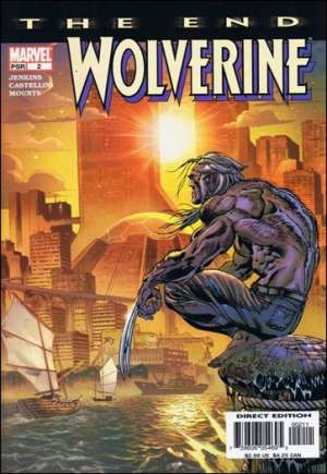 Wolverine: The End (2004)#2