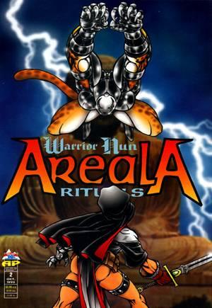 Warrior Nun Areala: Rituals (1995-1996)#2A