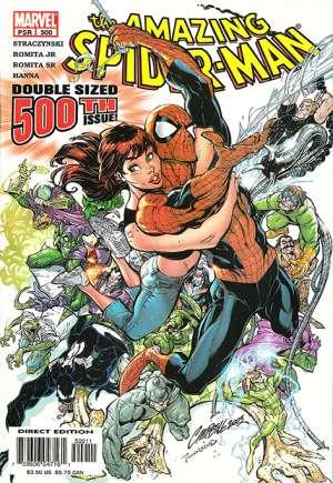 Amazing Spider-Man (1999-2014)#500B