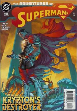 Adventures of Superman (1987-2006)#625A