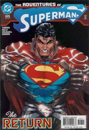 Adventures of Superman (1987-2006)#626