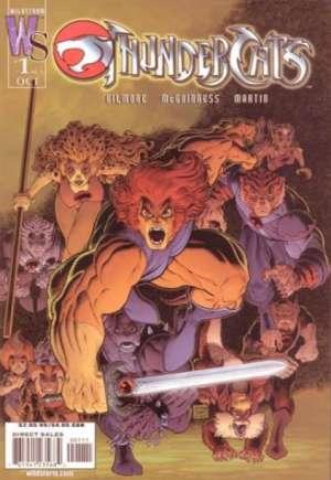 Thundercats (2002-2003)#1A