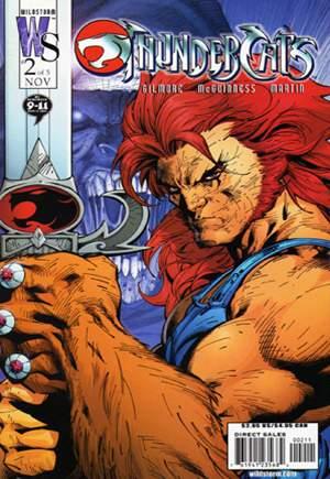 Thundercats (2002-2003)#2B