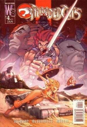 Thundercats (2002-2003)#4A