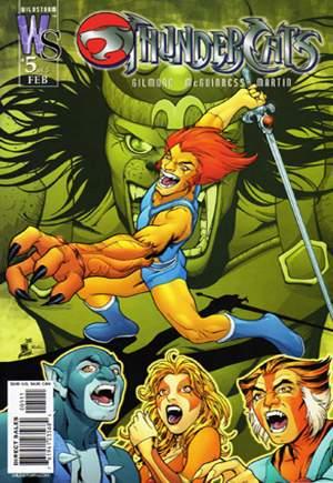 Thundercats (2002-2003)#5A