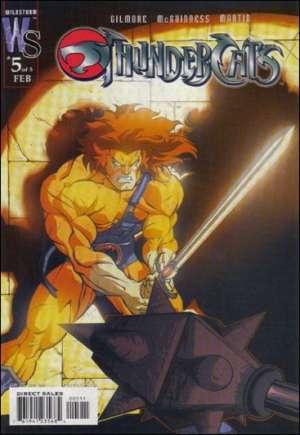 Thundercats (2002-2003)#5B