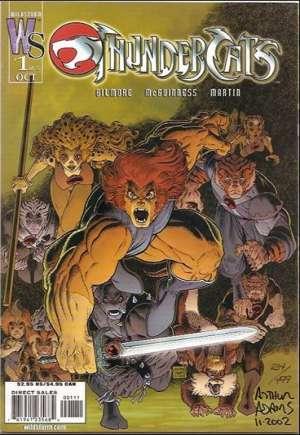 Thundercats (2002-2003)#1D