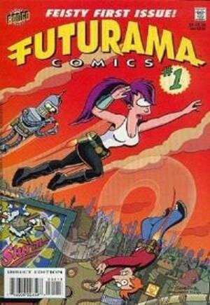 Futurama Comics (2000-2016)#1B
