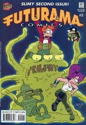 Futurama Comics (2000-Present)#2