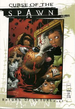 Curse of the Spawn (1996-1999)#27
