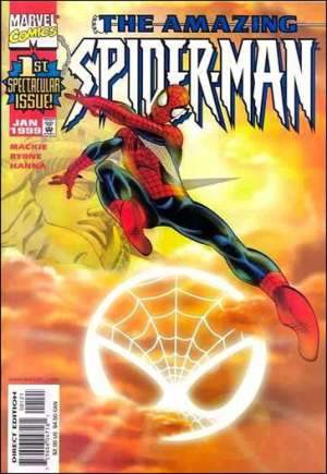 Amazing Spider-Man (1999-2014)#1B