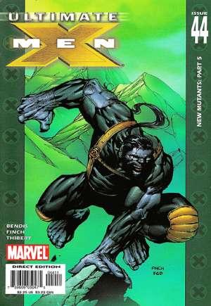 Ultimate X-Men (2001-2009)#44