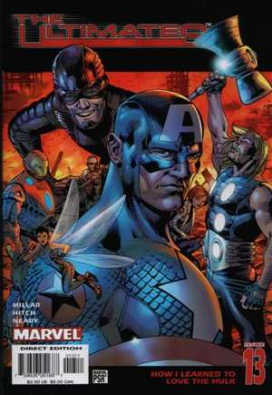 Ultimates (2002-2004)#13A