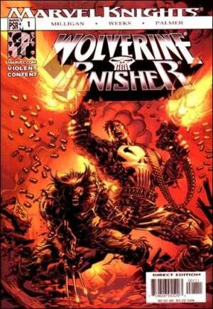 Wolverine/Punisher (2004)#1