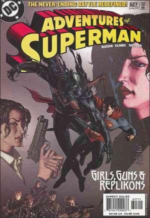 Adventures of Superman (1987-2006)#627