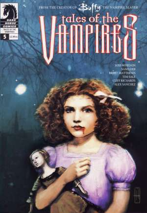 Tales Of The Vampires#5