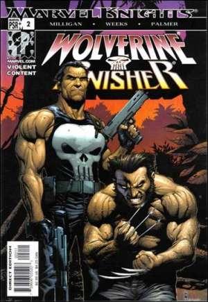 Wolverine/Punisher (2004)#2