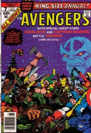 Avengers (1963-1996) #Annual 7