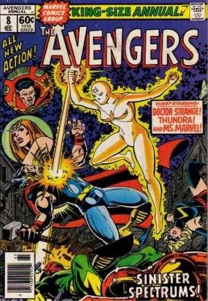Avengers (1963-1996)#Annual 8