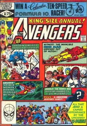 Avengers (1963-1996)#Annual 10B