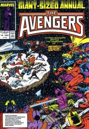 Avengers (1963-1996)#Annual 16B