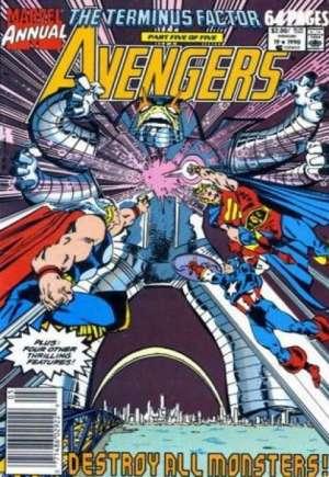 Avengers (1963-1996)#Annual 19A