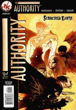 Authority: Scorched Earth#1