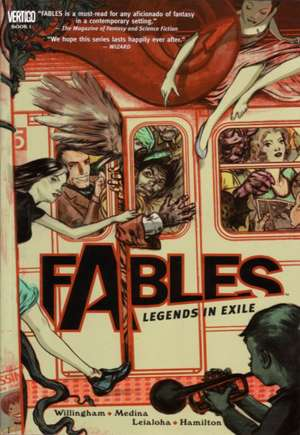 Fables (2002-2015)#TP Vol 1A