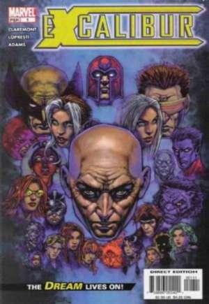 Excalibur (2004-2005)#1