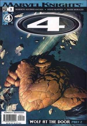 Marvel Knights 4 (2004-2006)#2