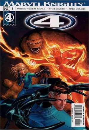 Marvel Knights 4 (2004-2006)#1