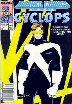 Marvel Comics Presents (1988-1995)#21A