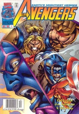 Avengers (1996-1997)#2A