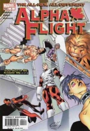Alpha Flight (2004-2005)#4