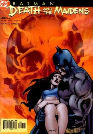 Batman: Death and the Maidens (2003-2004)#9