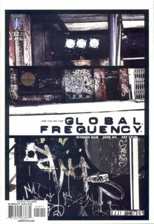 Global Frequency (2002-2004)#12