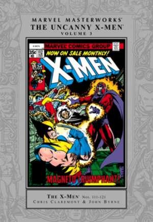 Marvel Masterworks: The Uncanny X-Men (2003-Present)#HC Vol 3A