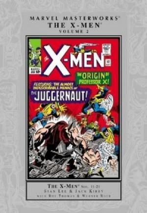 Marvel Masterworks: The X-Men (2003-2010)#HC Vol 2A