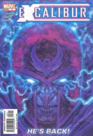 Excalibur (2004-2005)#2