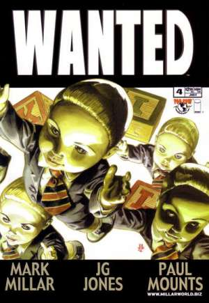 Wanted (2003-2005)#4A