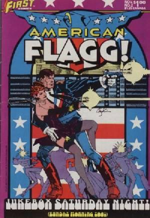 American Flagg (1983-1988)#2