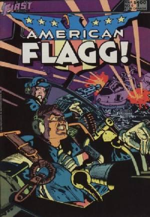 American Flagg (1983-1988)#6