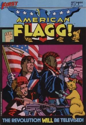 American Flagg (1983-1988)#12