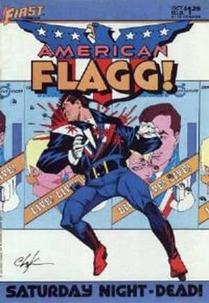 American Flagg (1983-1988)#25