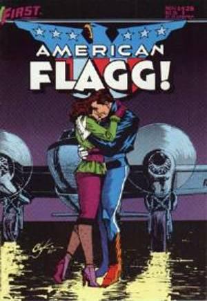American Flagg (1983-1988)#26