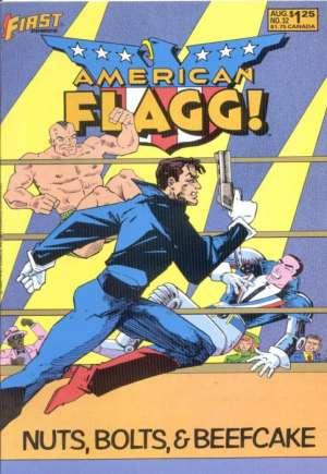 American Flagg (1983-1988)#32