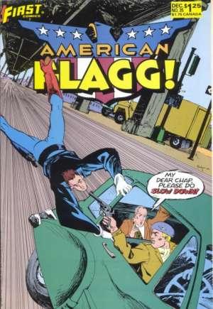 American Flagg (1983-1988)#35